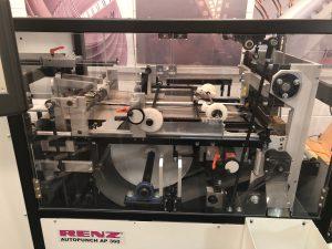Renz AP360 Automattic Punch