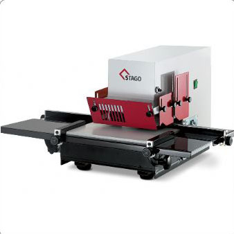 Stago HM15- Flat/Saddle stapler