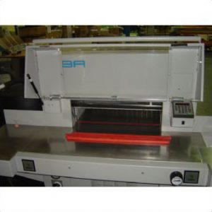 EBA 10/550 - Programatic Guillotine