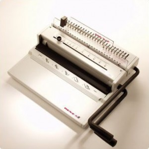 Used Renz Eco S 2:1 Wire binding machine