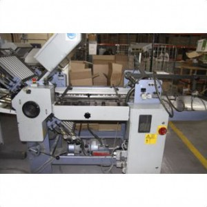 Stahl T52 Folding Machine