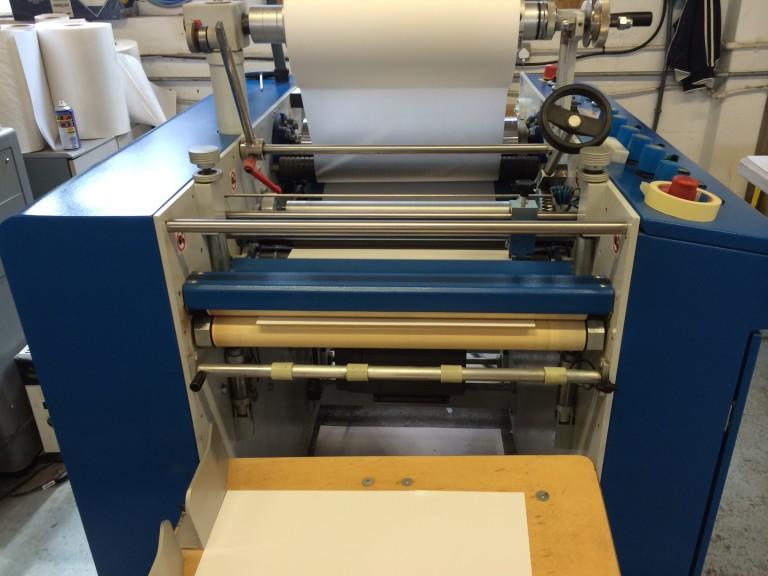DK Jupiter Laminating Machine