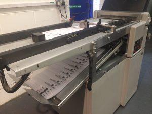 Morgana UFO1 Folding Machine