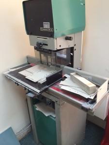 Nagel Citoborma 280 AB Paper Drill