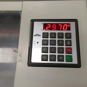 EBA 10/550 Hydraulic Guillotine