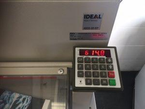 Ideal-4850-95-EP Keypad