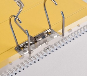 Filing Strips Binding Supplies