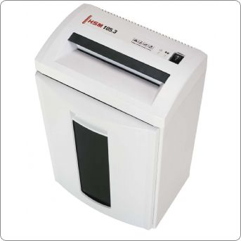 HSM 105.3 Multi Functional Shredder