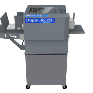 Duplo DC-445 DuCreaser Creasing Machine