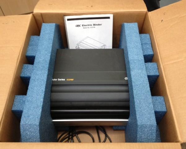 GBC CC-2700 Coil Inserter