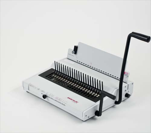 Renz Combi V Comb Binding Machine