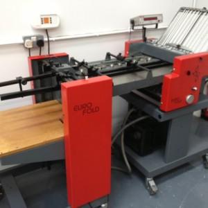 Eurofold 245 SM Folding Machine