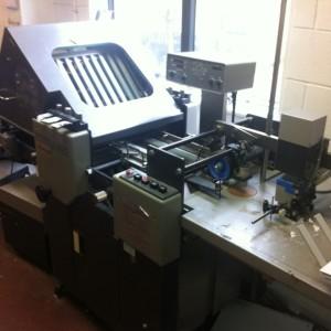 Horizon AFC 492 Folding Machine