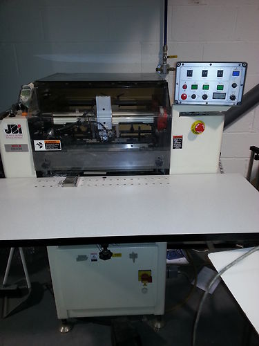 James Burn Lhermite BB43H Wire Binding Machine