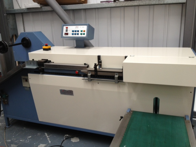 Rilecart TP480 Wire Binding Machine