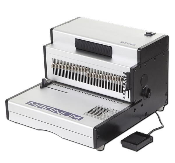 Magnum MEC46 Spiral Binding Machine