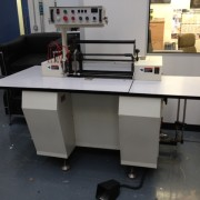 James Burn Lhermite BB61CD Wire Binding Machine