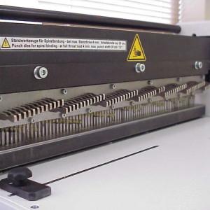 Renz P500 Wire Binding Punching Dies