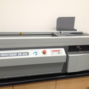Duplo DB280 Perfect Binding Machine