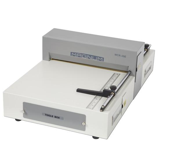 Magnum MCR35E Electric Card Creasing Machine