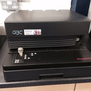 Used GBC Magnapunch