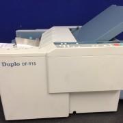 Duplo DF-915 Desktop Paper Folder