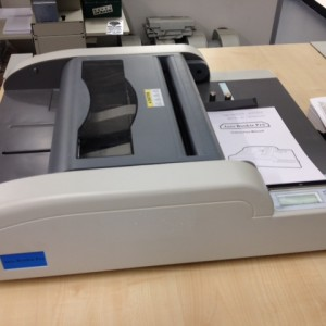Used / pre-owned booklet makers chilvers reprographics.
