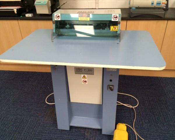 Rilecart P500 Wire Closing Machine