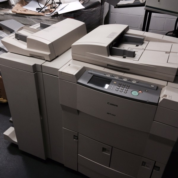 Canon GP 555 Photocopier