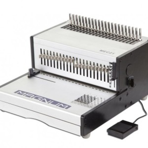 Magnum MEC21 Electric Comb Binding Machine