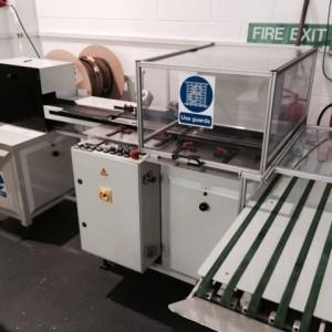 Pfaffle F162a Wire Binding Machine
