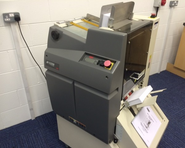GBC AP-2 Ultra Auto Punching Machine