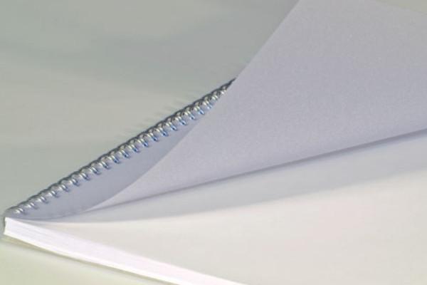 Transparent Matt A4 Binding Report Covers