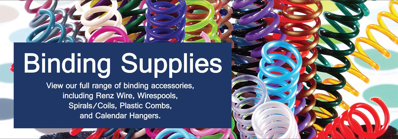 Binding Supplies Binding Store Uk