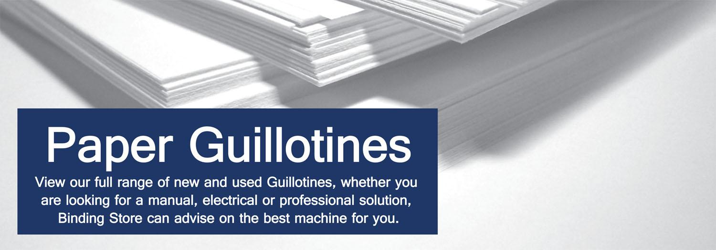 Office Amp Paper Guillotines Binding Store Uk