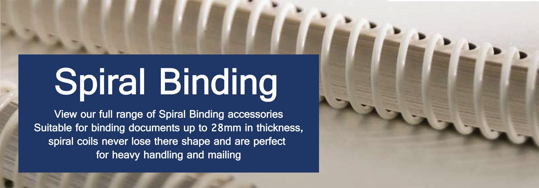 Spiral & Coil Ring Binding Machines - Binding Store UK