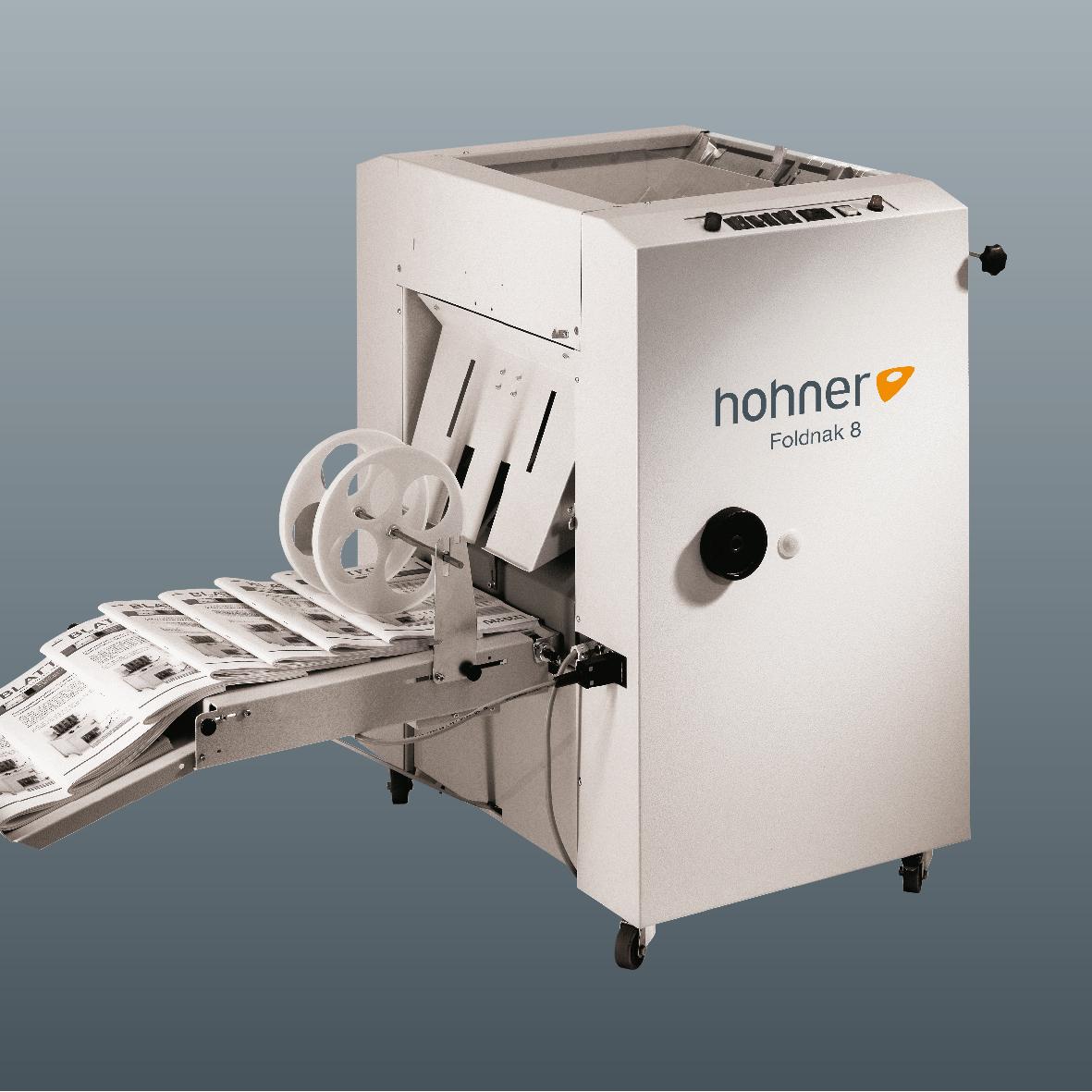 Hohner 8 Bookletmaker
