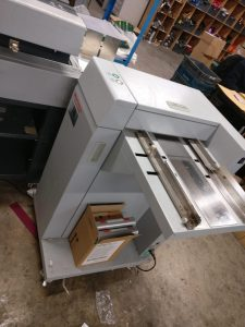 Horizon BQ-160 and CRB Cover feeder
