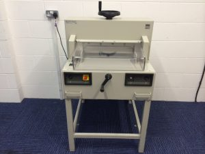 Now Available - Used Ideal 4810-95 Guillotine
