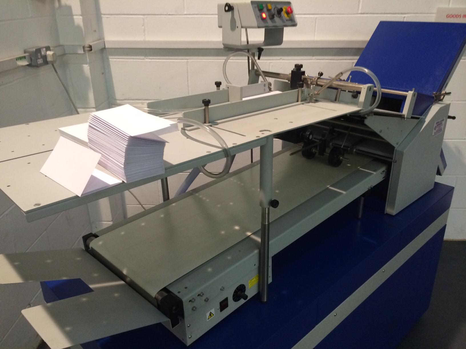 Sofrapli Acson Folding Machine Binding Store