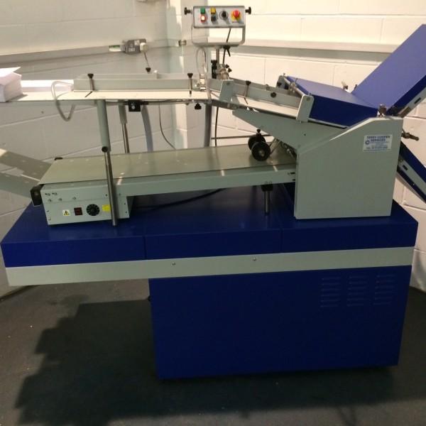 Acson Sofrapli Folding Machine