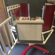 Muro Turn-table A2 Model Padding Press