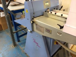 Pit Stop AF SPEED Creasing and Perforating Machine