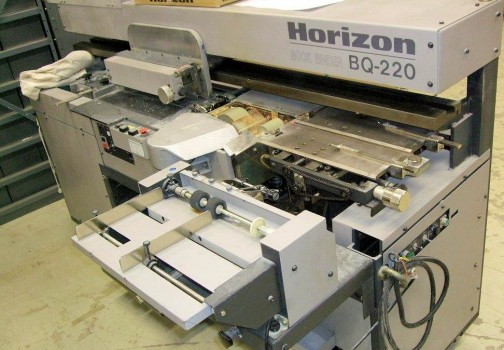 Horizon BQ220 EVA Perfect Binder