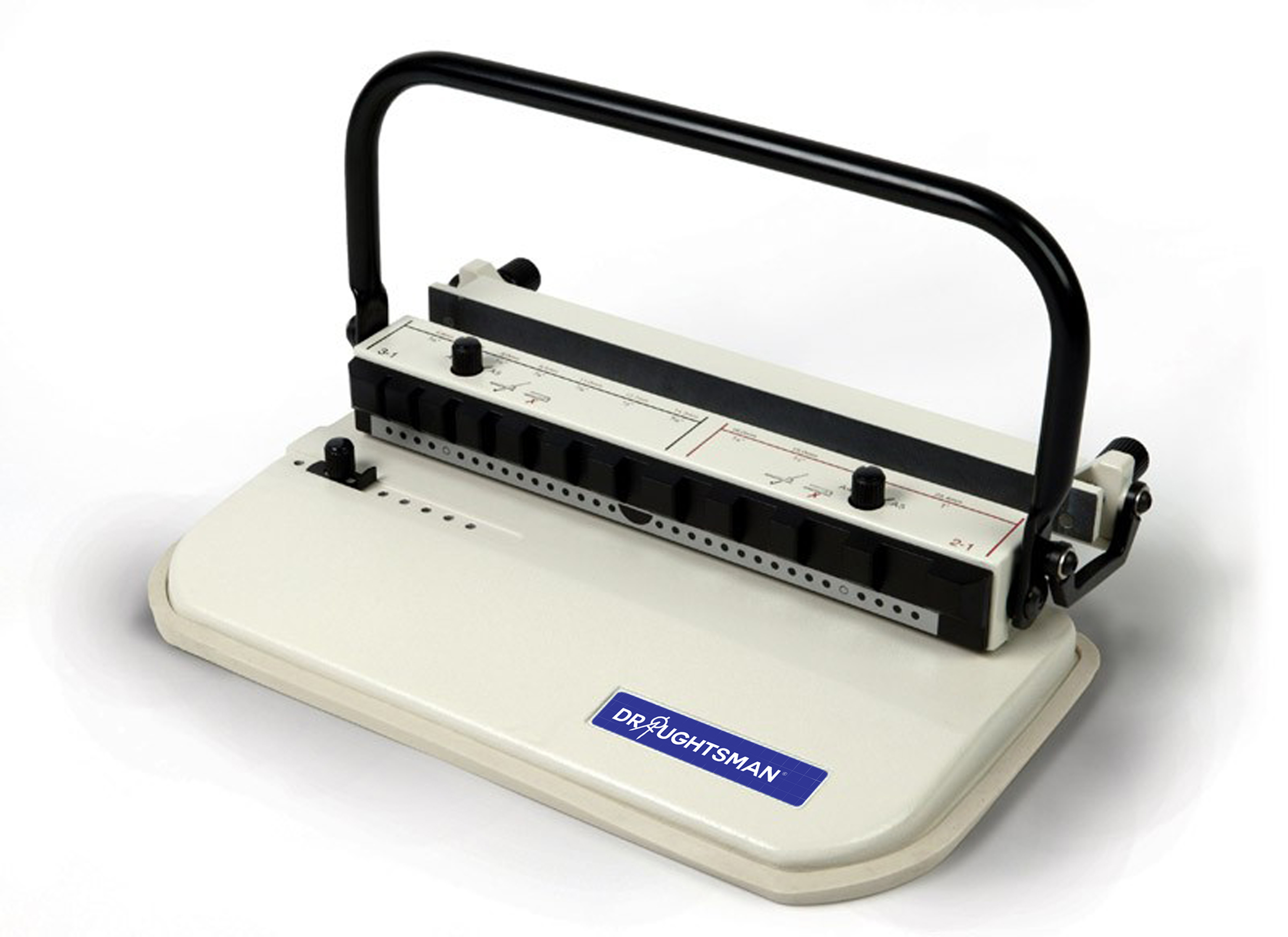 Draughtsman CPCA3 3:1 Calendar Binding Machine