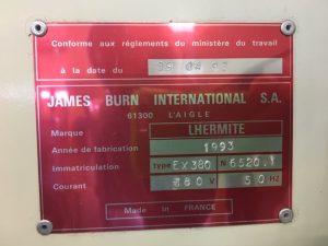 JBI Lhermite Plate