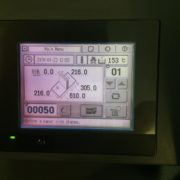 duplo dpb500 touch screen