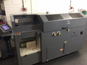 DUPLO DPB 500 PERFECT BINDING MACHINE