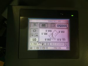 DUPLO DPB 500 TOUCH SCREEN