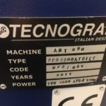 TECNOGRAF ANT 250 INFO PANNEL